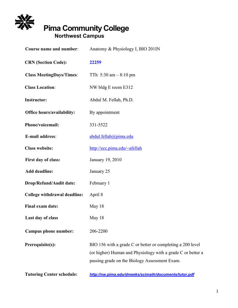 Pima Community College Northwest Campus regarding Pima Community College Holiday Schedule