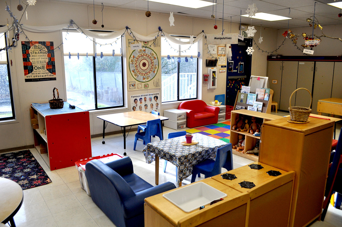 Preschool & Child Care Center | South Seattle College Throughout North Seattle College Spring Break