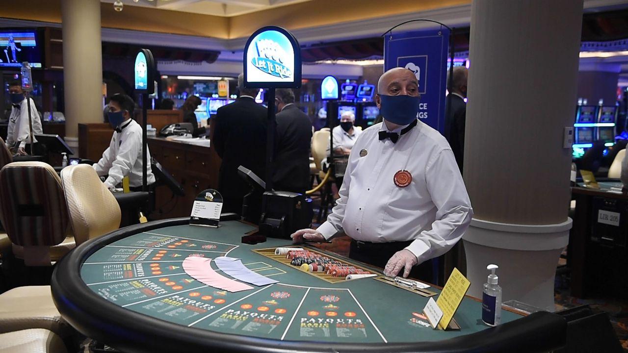 Ready To Play:' Turning Stone, Other Oneida Nation Casinos Within Turning Stone Bingo Hall Calendar