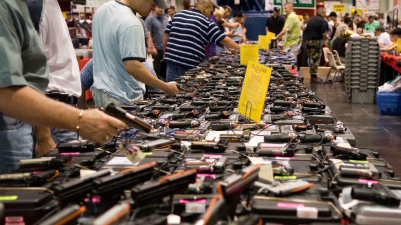 San Diego Federal Judge Lifts Ban On Gun Shows At Del Mar With Crossroads 2021 Gun Shwo Calendar