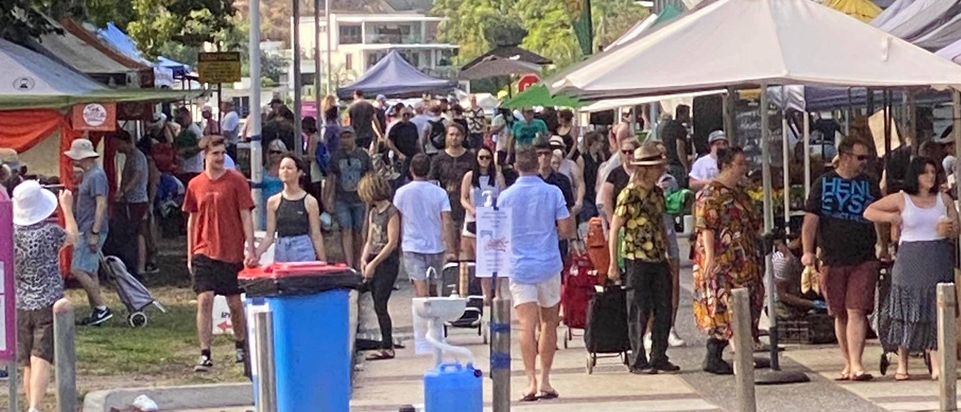 Shocking Pictures Of Crowd Packed Into Qld Market Pertaining To Ripley Ms Flea Market Schedule 2021