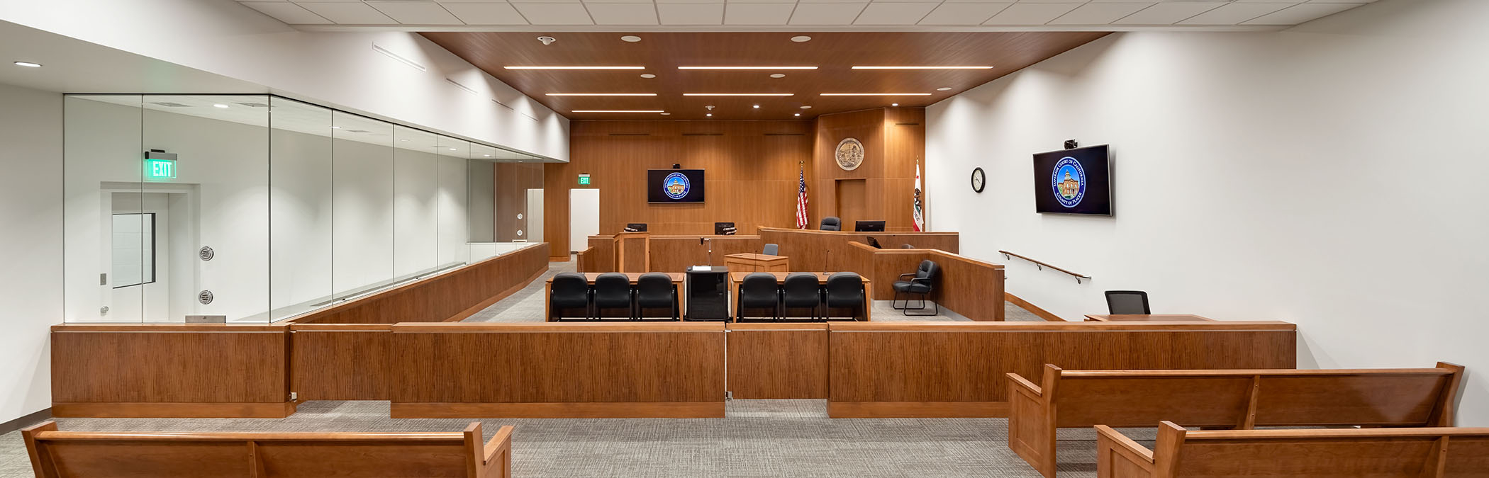 South Placer County Arraignment Court Fit Out | Hdr In South Placer Court Schedule