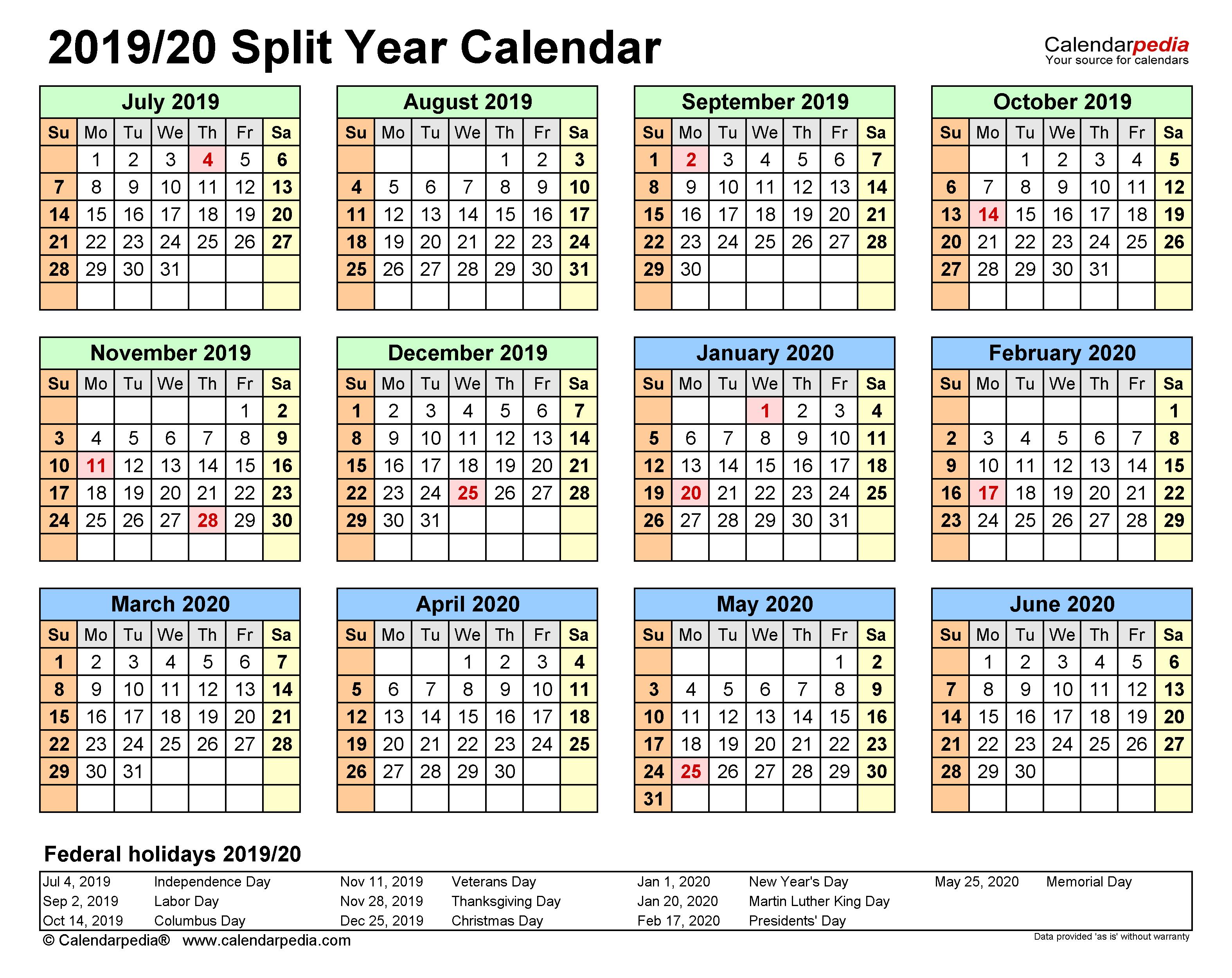 Uri Calendar 2022.Independence Mo Printable School Calendar Printable Calendar 2020 2021