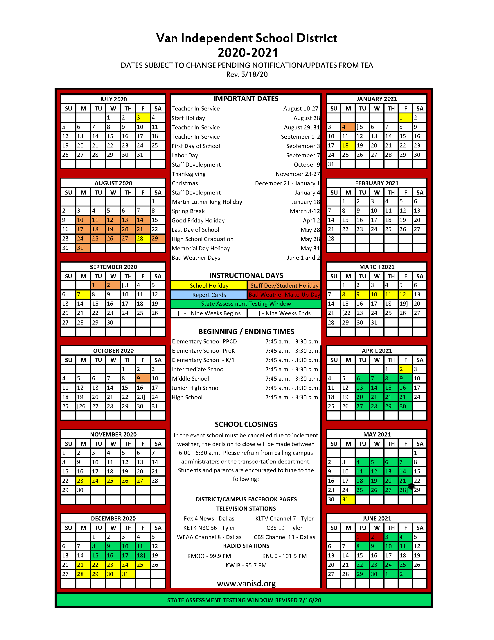 Start Dates And Covid 19 Guides For East Texas Schools Inside Pine Bluff School District Calendar 2021