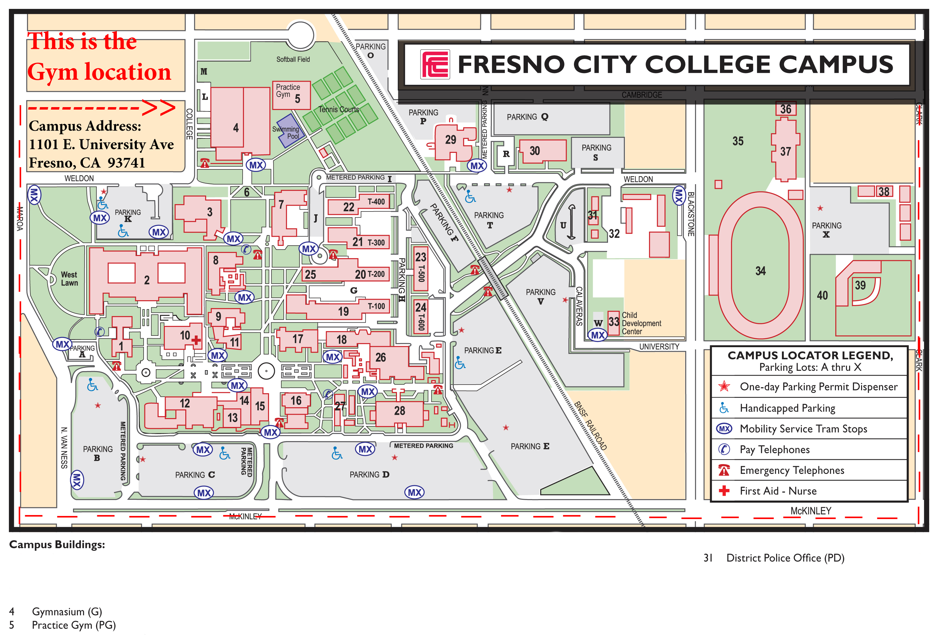 Tale Of The Tape Inside Fresno City College Academic Calendar