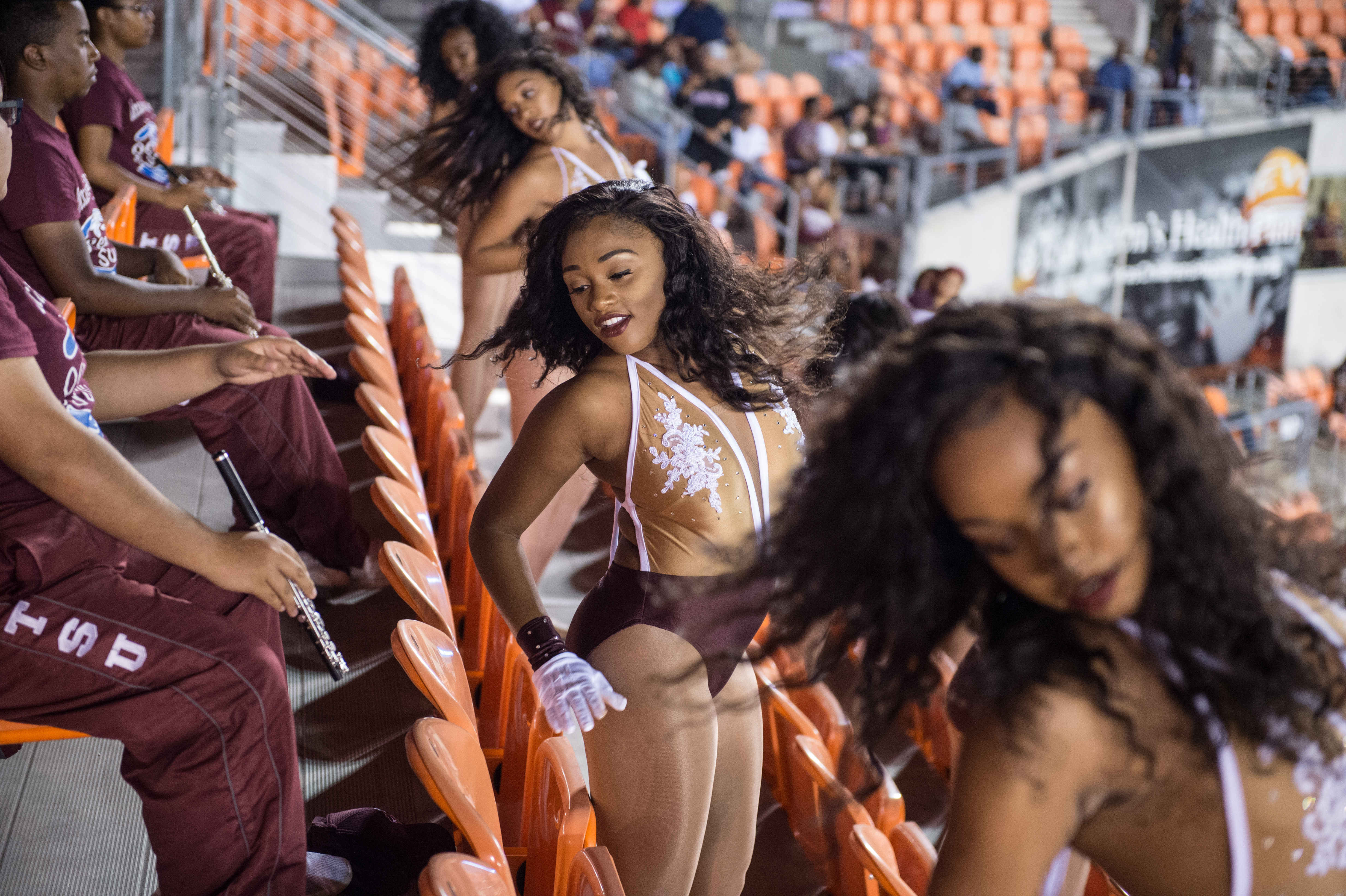 The 5Th Quarter: Texas Southern University's Ocean Of Soul Throughout Texas Southern Spring Break