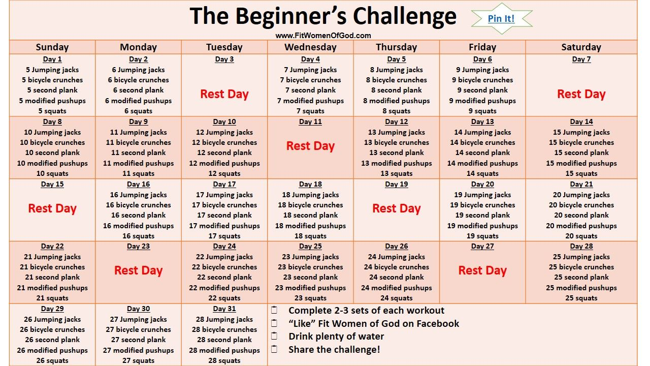 The Beginner's Challenge Is Going Away | Workout Challenge Throughout Fitness Challenge Calendars For Students Pdf