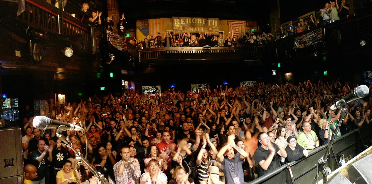 The Many Forms Of Music: Venue Review - House Of Blues Anaheim Regarding House Of Blues Anaheim Calendar