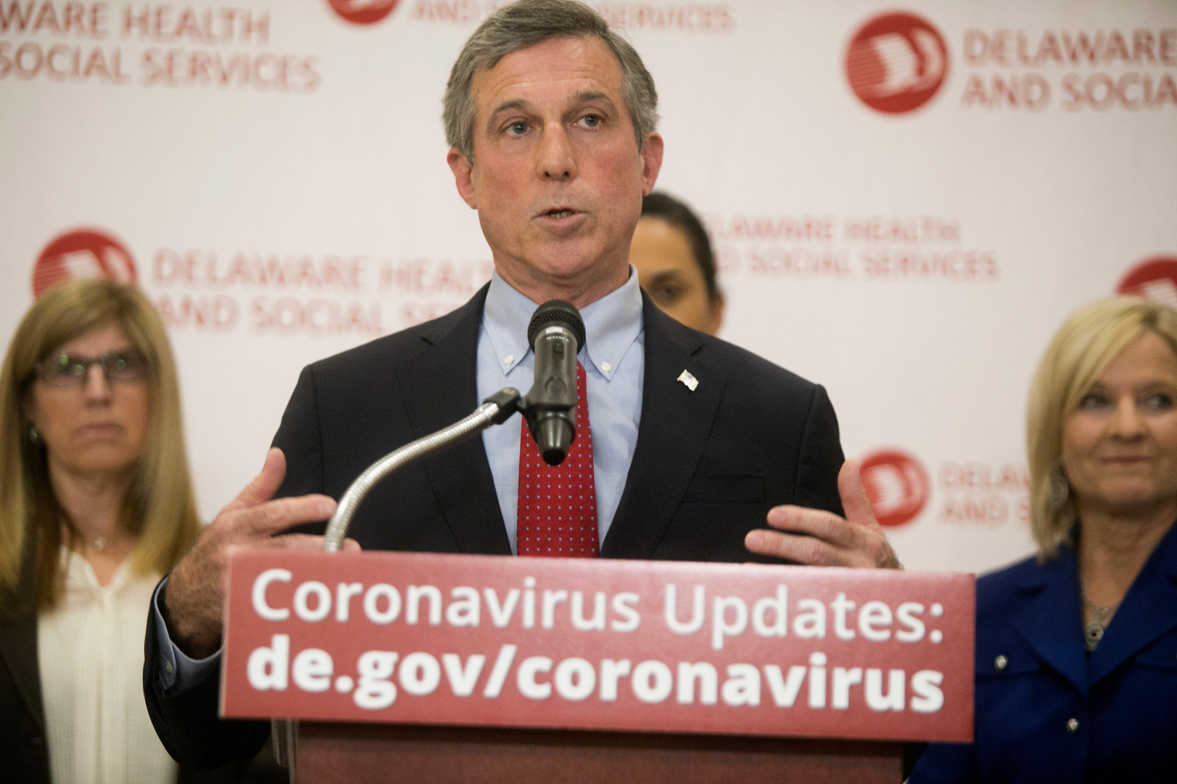 Ud Faculty Member 1St In Delaware Diagnosed With Coronavirus: Officials  Speak Regarding Delaware State Spring Break