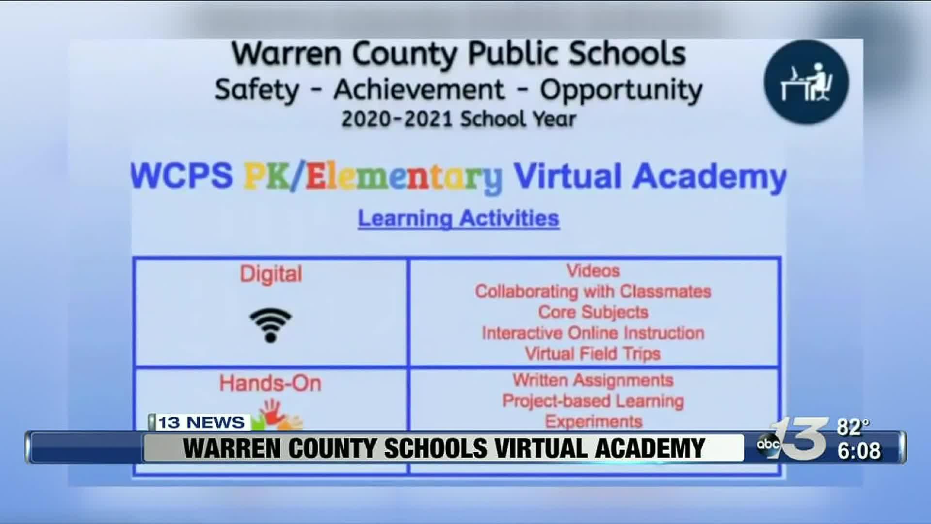 Warren County Schools Virtual Academy Pertaining To Warren County Ky School Fall Break 2021