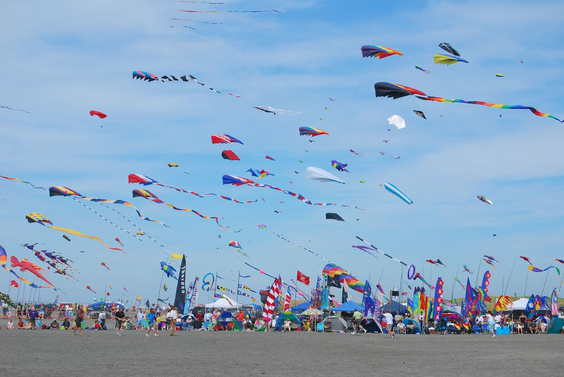 Washington State International Kite Festival 2021 In Seattle Pertaining To Long Beach Wa Events Calendar 2021