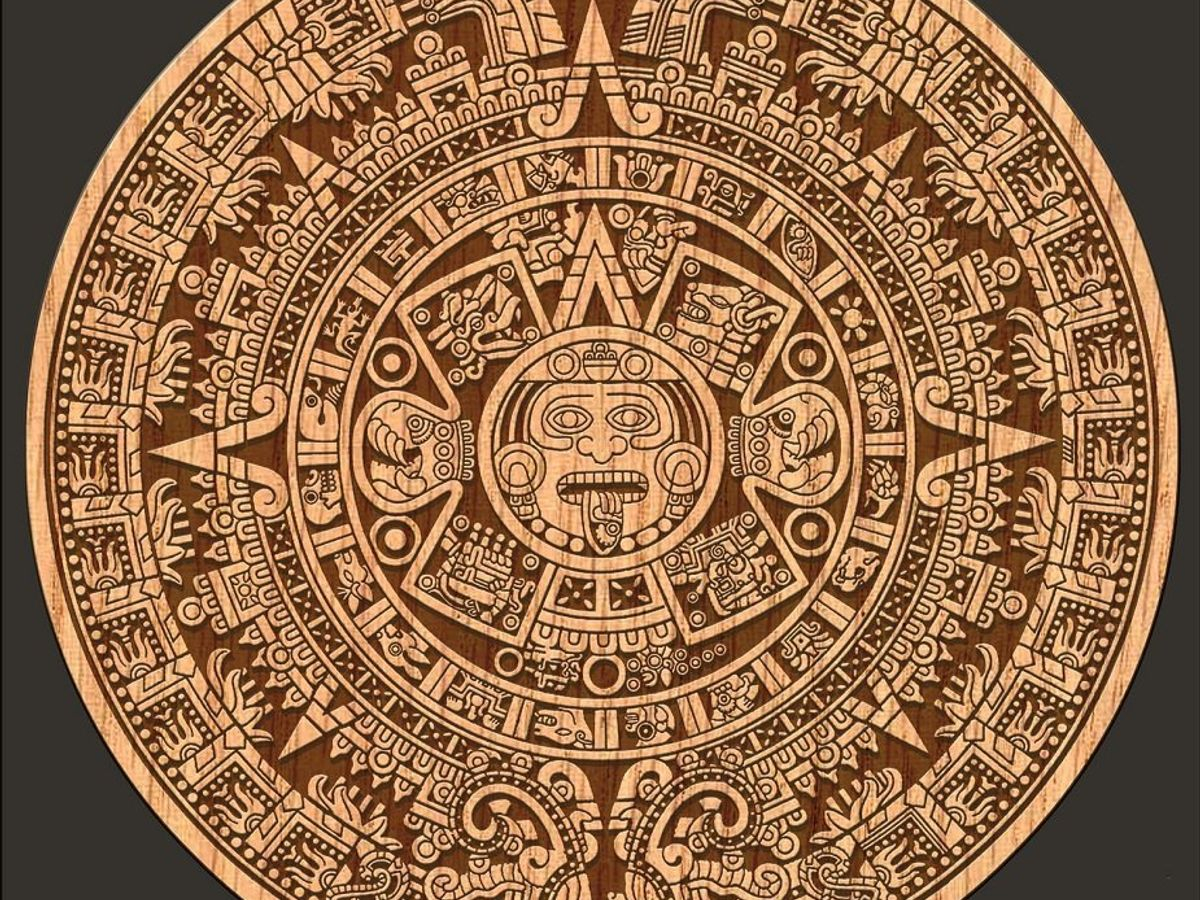 Will The World End According To The Mayan Calender? | Inventiva Intended For How Many Calendars Did The Maya Have