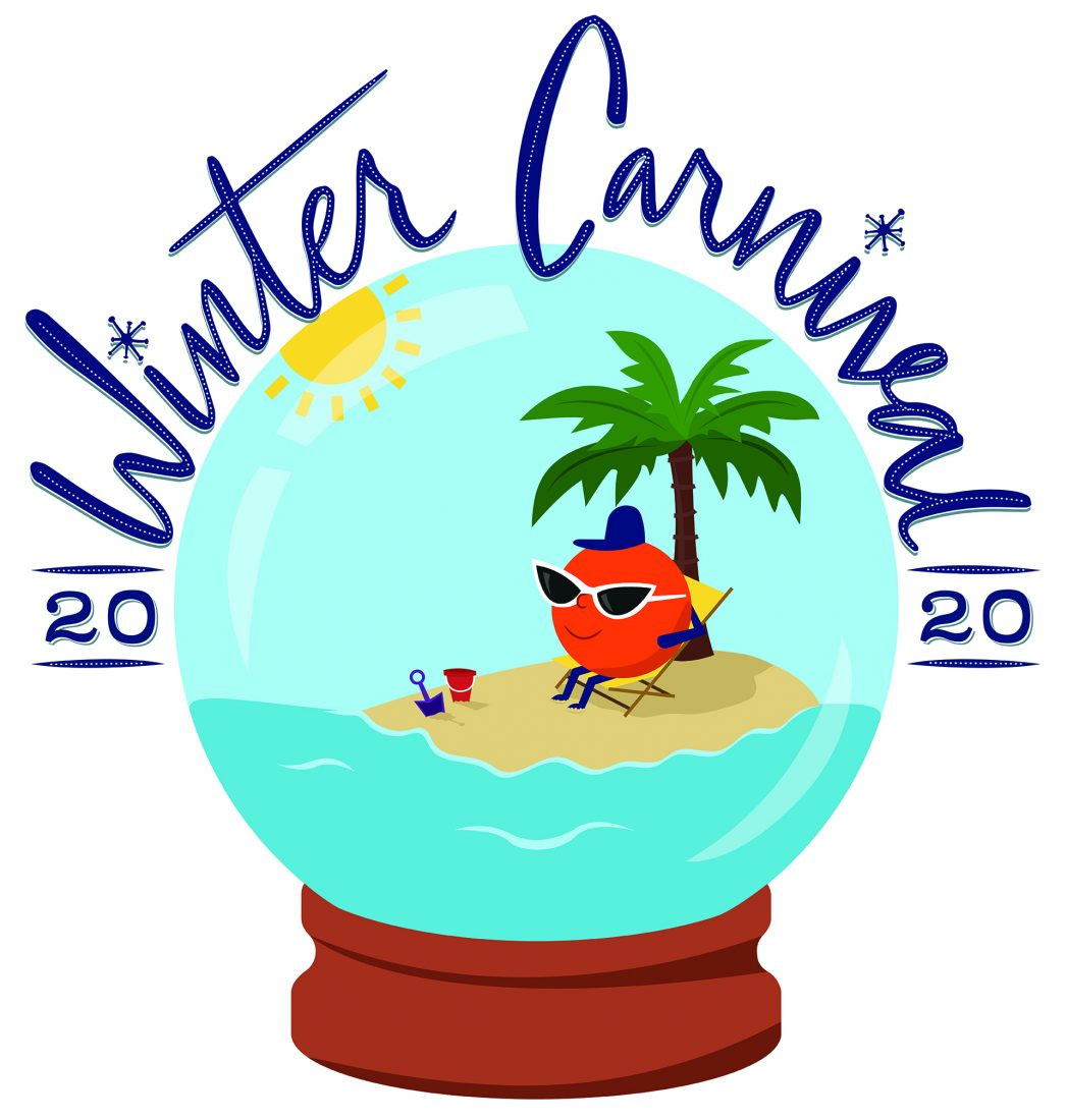 Winter Carnival: B'ball & Bingo - Syracuse.edu In Turning Stone Bingo Calendar For February 2020