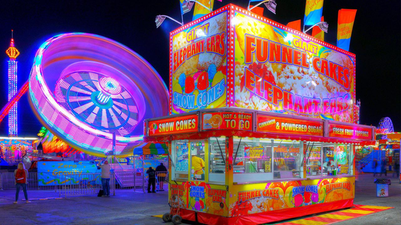 Your Go To Guide For The 2019 Florida State Fair In Tampa With Florida State Fair Events Calendar