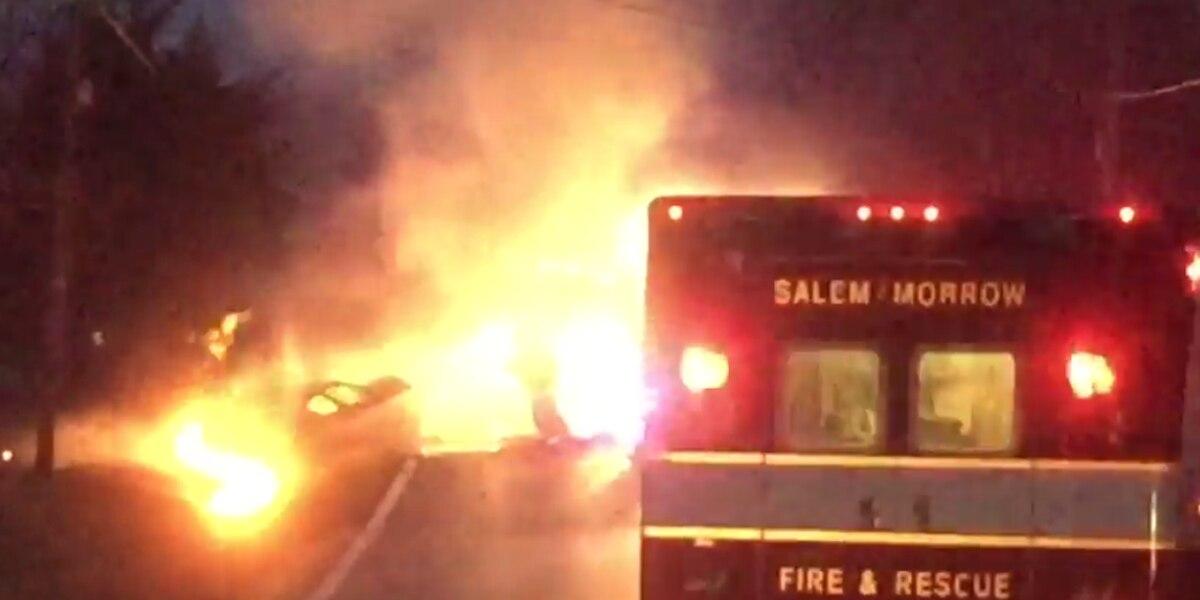 1 Killed In Fiery Warren County Crash Pertaining To Warren County Kentucky School Calendar