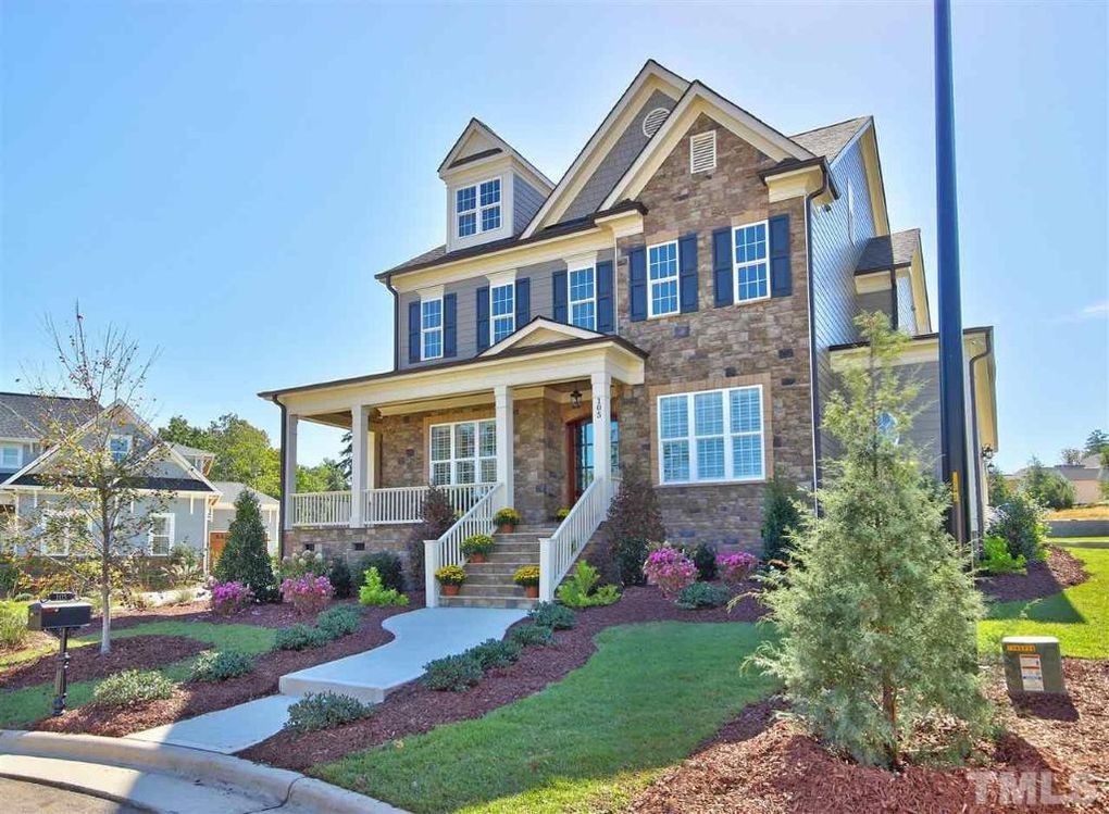 105 Vervain Way, Holly Springs, Nc 27540 - Realtor® With Regard To Wake County Track Out
