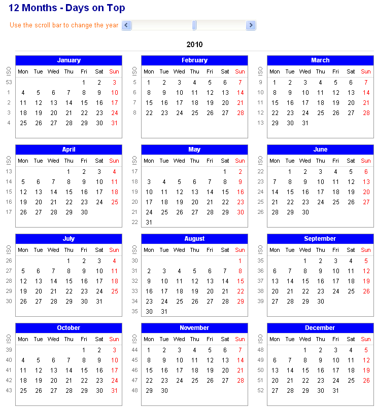 12 Months Calendar – Calendar Yearly Printable Throughout Convert A Spreadsheet To A Calendar