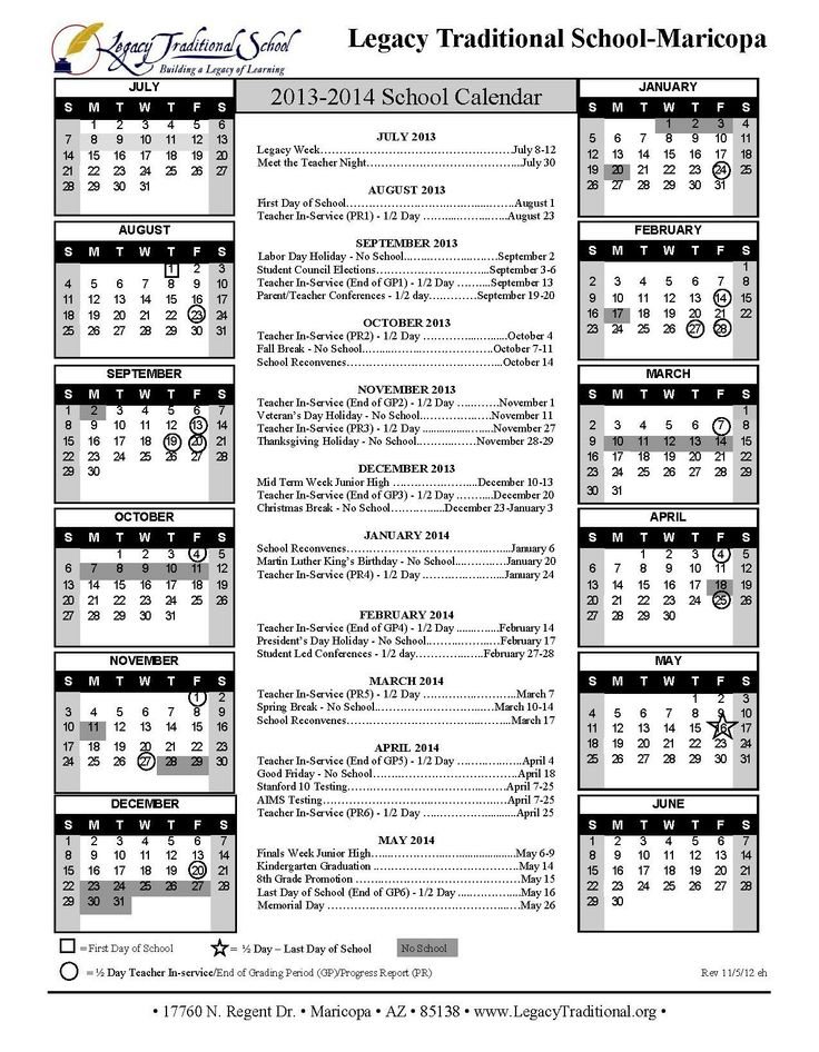 2013 2014 Lts Calendar | Academic Calendar, Back To School Regarding Gcu 2014 Academic Calendar