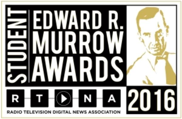 2016 Student Murrow Awards Announced Throughout Edward R Murrow Calendar