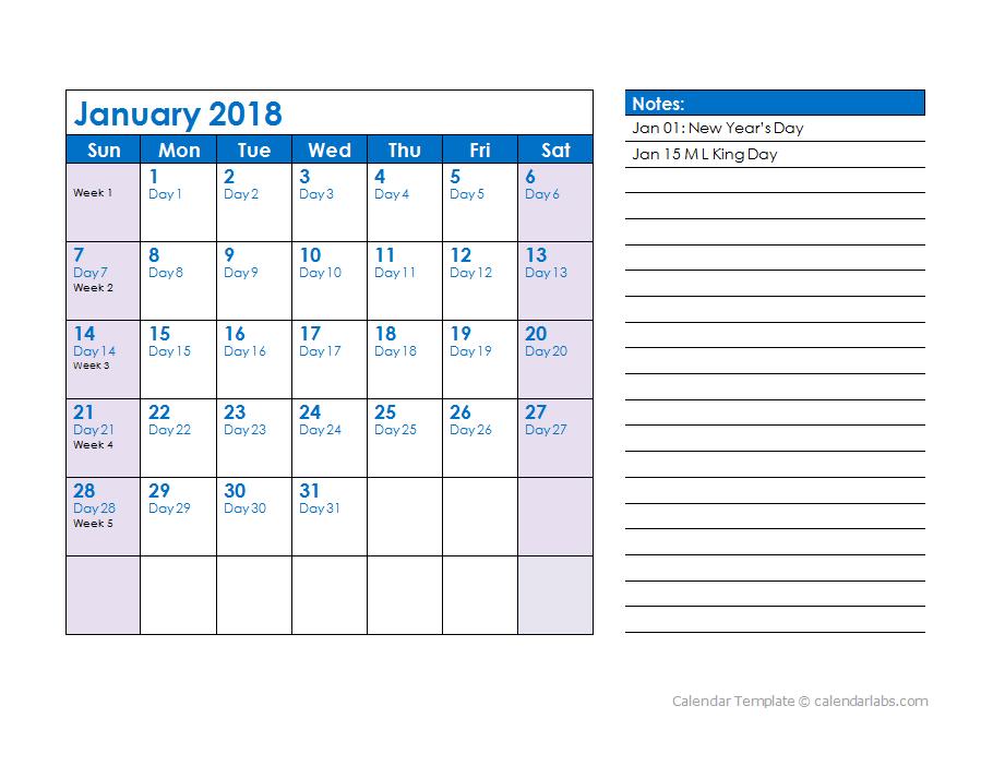 2018 Julian Date Calendar - Free Printable Templates With Regard To Convert Online Julian Date To Calendar Date