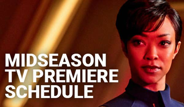 2019 Midseason Tv And Streaming Premiere Schedule: Dates Intended For Winter Tv Premiere Dates Calendar