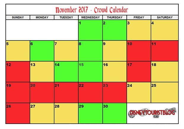 2020 Disneyland Crowd Calendar: When To Visit | Disneyland For Disneyland Paris 2020 Calendar