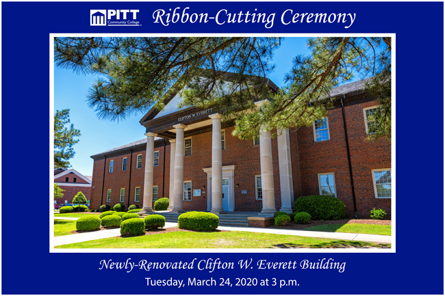 2020 Everett Ribbon Cutting Invitation 650 – Pitt For Everett Cc Academic Calendar