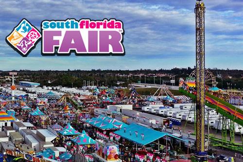2021 South Florida Fair - Palm Beach County'S Best In South Florida Fairgrounds Events