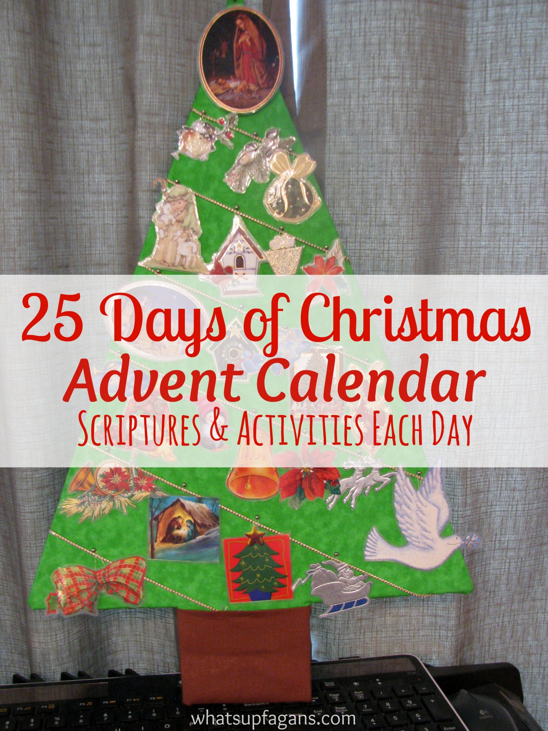 25 Days Of Christmas Advent Calendar With What Is The Holiday Schedule For New College Of Florida