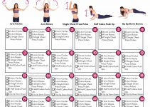 30 Day Sleek Arms Challenge within Pinterest-30 Day Thigh Slimming Challenge