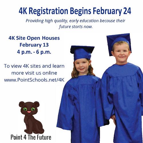 4K / 4K Open House With Regard To Stevens Point School District Calendar 2021