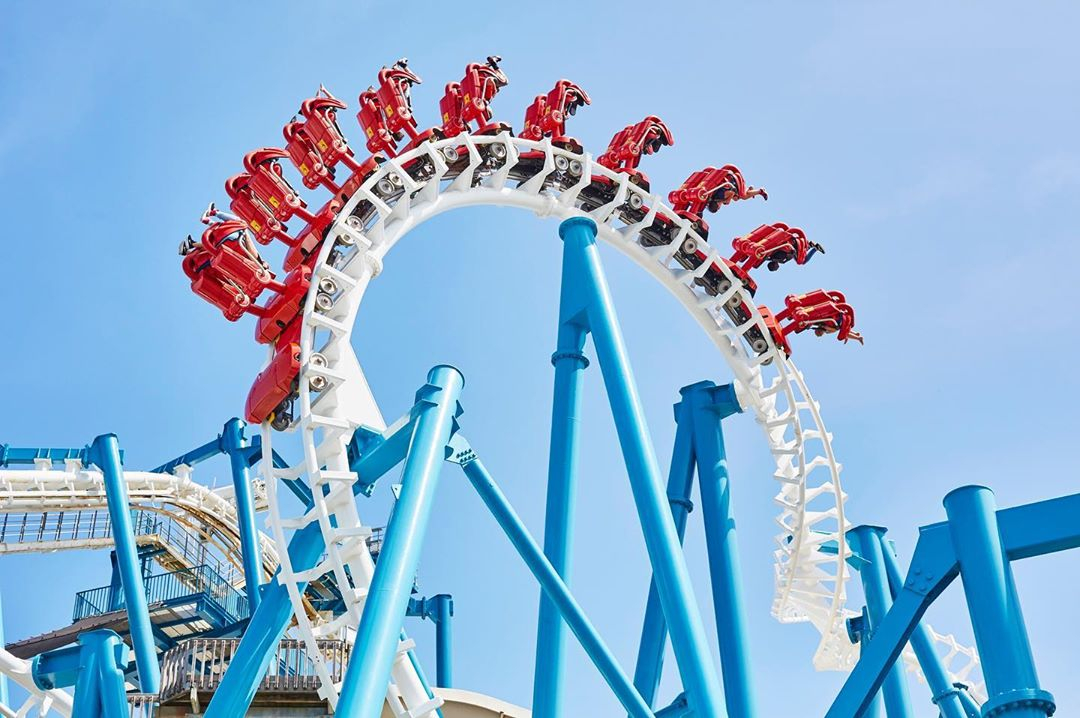 7 Amusement Parks To Visit This Summer - Chicpeajc Inside 2021 Calendar Six Flags Great Adventure