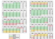 Academic Calendar 2020-2021 (2) - Universitatea Titu Maiorescu within Uri Academic Calendar 2021 2020