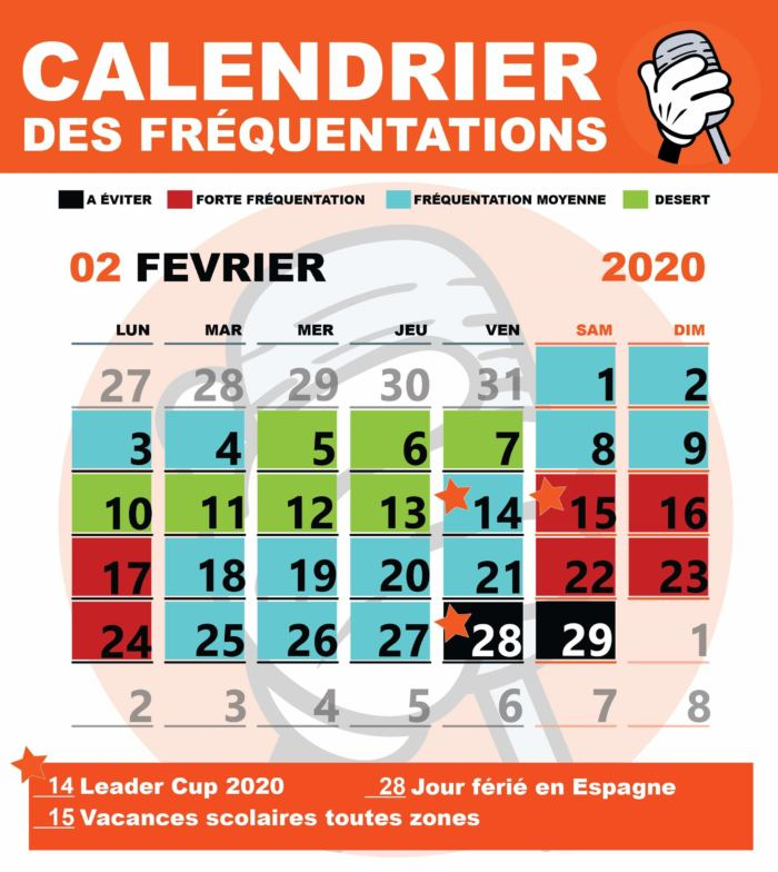 Affluence À Disneyland Paris : Le Calendrier Pour Une in Disneyland Paris 2020 Calendar