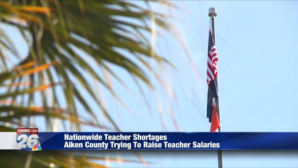 Aiken County Public School District Looks To Pay Teachers More In Aiken County Public Schools Calendar