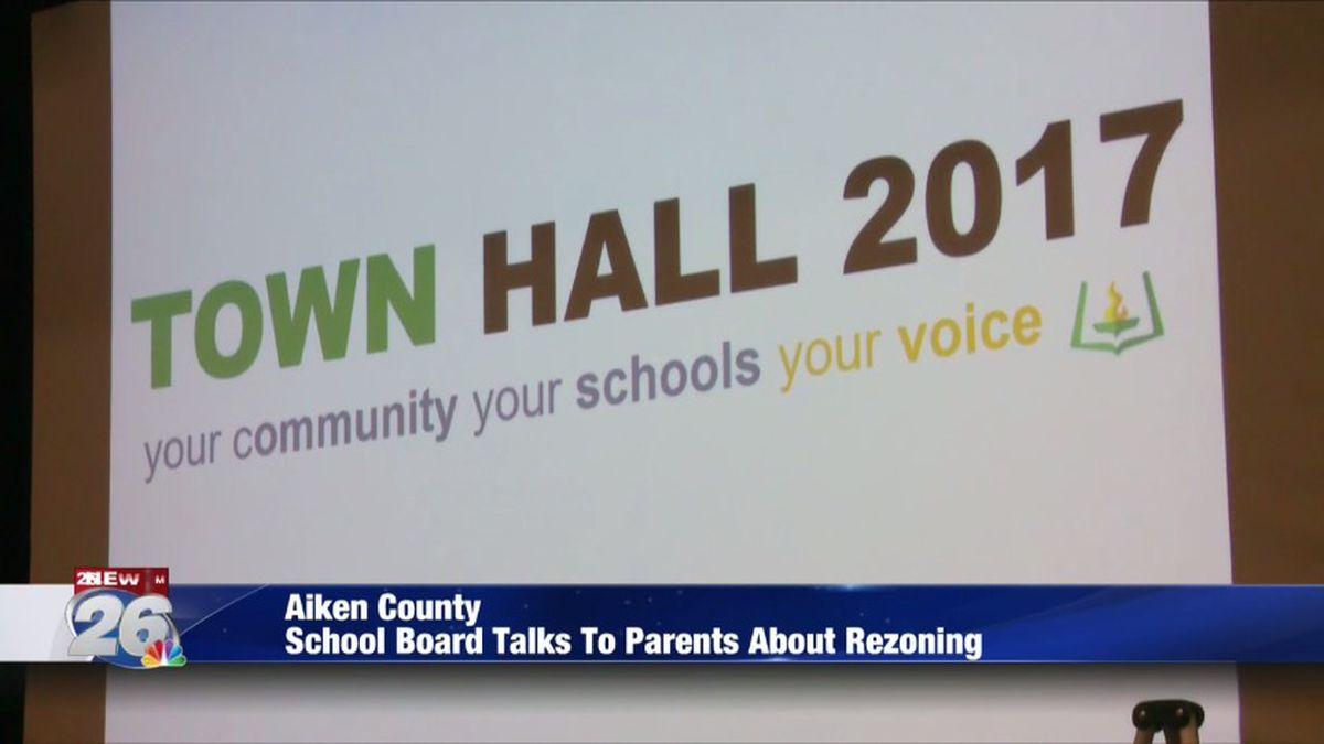 Aiken County Public Schools Considering Rezoning Changes For Aiken County Public Schools Calendar