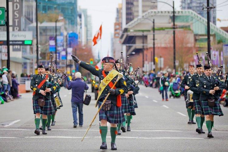 Alexandria Saint Patrick'S Day Celebration & Parade 2021 With Day Of The Saint 2021