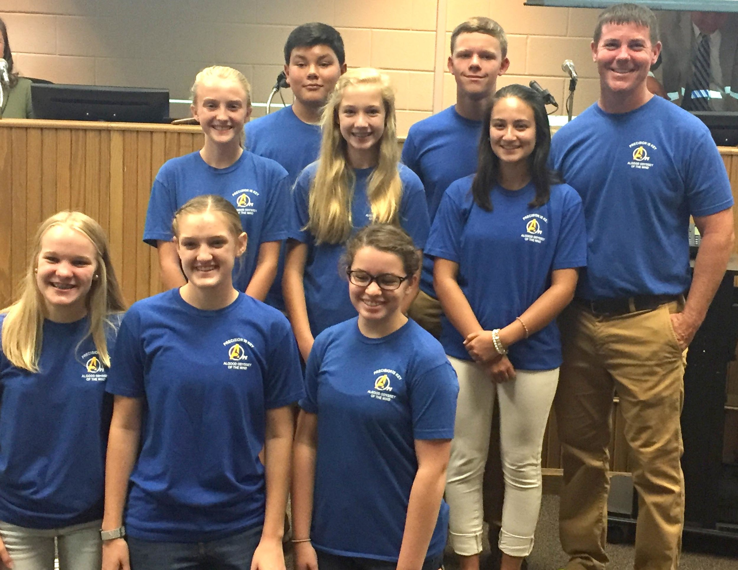 Algood Odyssey Team Shines Again | Herald Citizen Throughout Putnam Co Schools Cookeville Tn Calendar