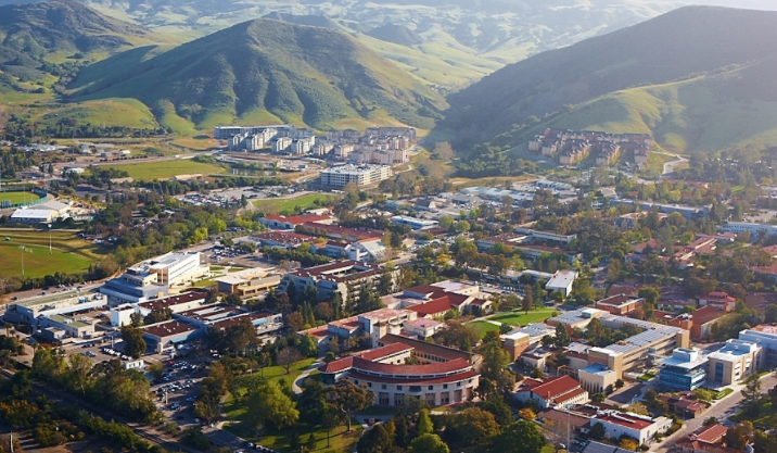 Another Record Year For Cal Poly Applications | Kcbx In San Jose City Schools Calendar