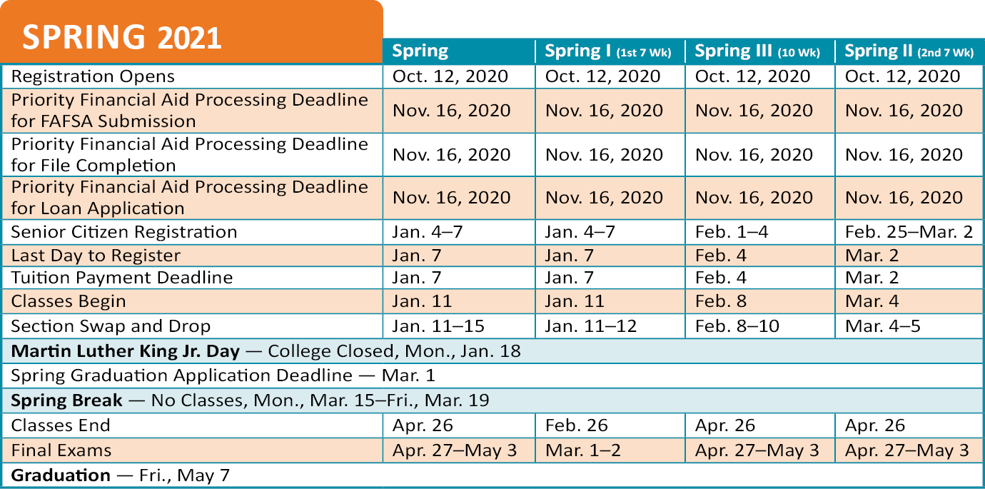 Arizona State University School Calendar 2021 | Printable Throughout Uri Academic Calendar