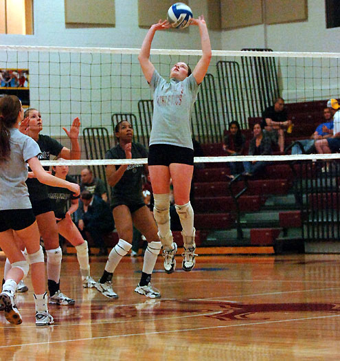 Austin College Spring Volleyball Tournament Set April 10 In Spring Break In Austin Community College