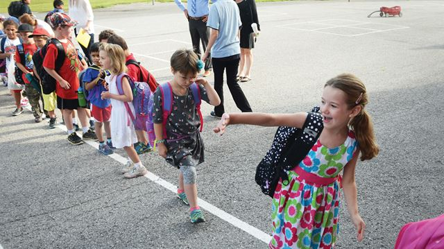Back To School In August: Durham Kids On Modified Calendar Within Durham Public Schools Calendar