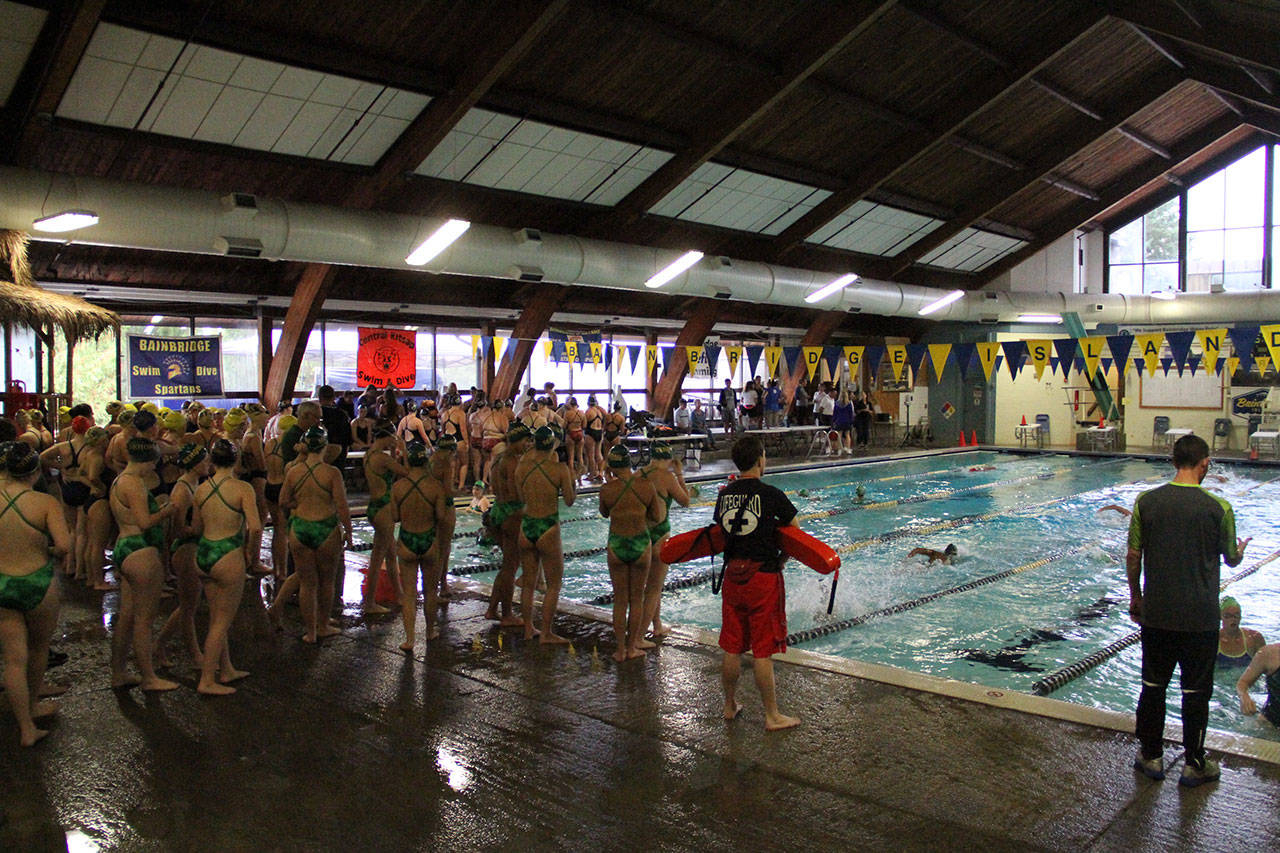 Bainbridge Park Commissioners Vote To Build New Pool At Within Baibbridge Island School District Calendar