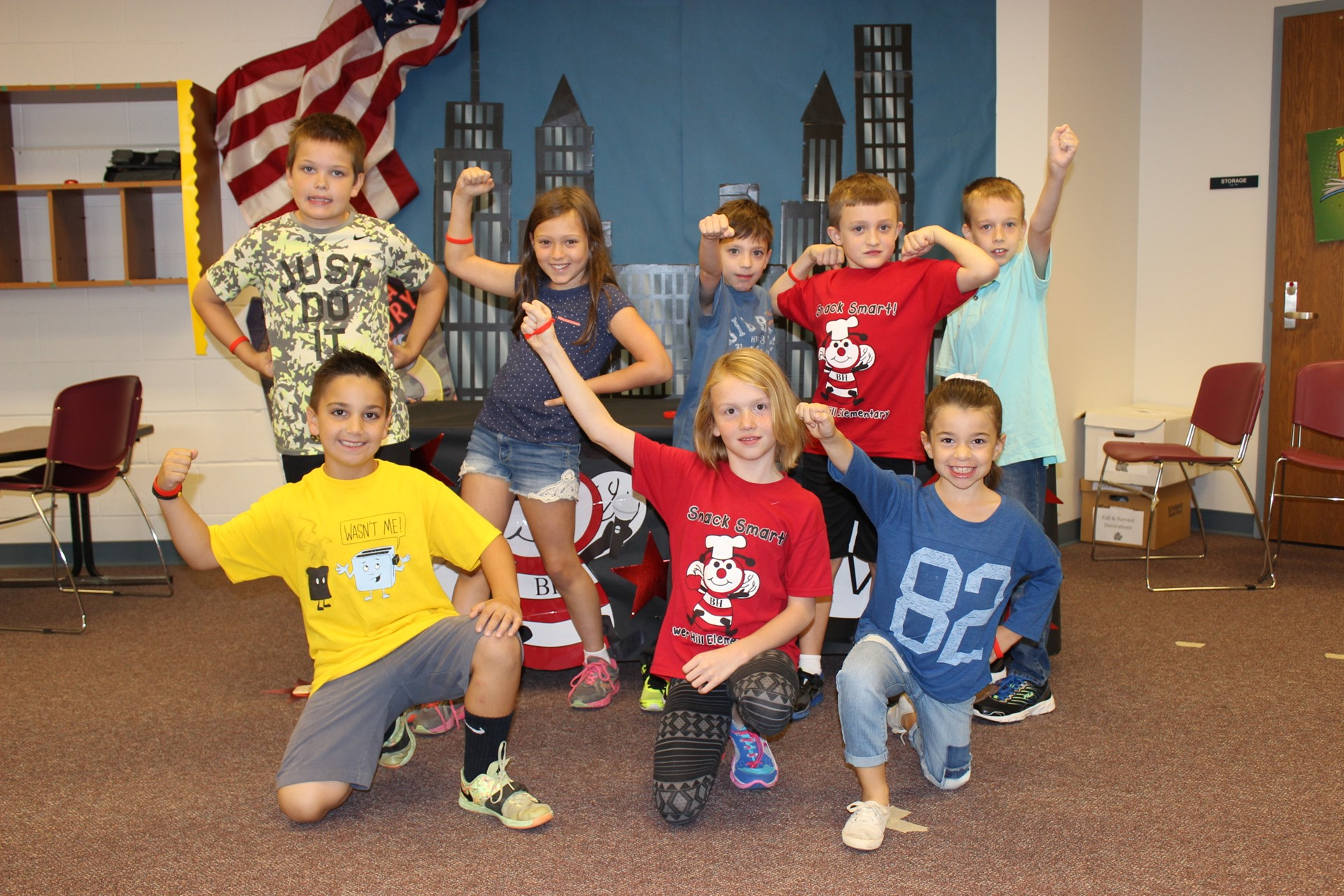 Bhheroes Throughout Peters Township School District Academic Calendar