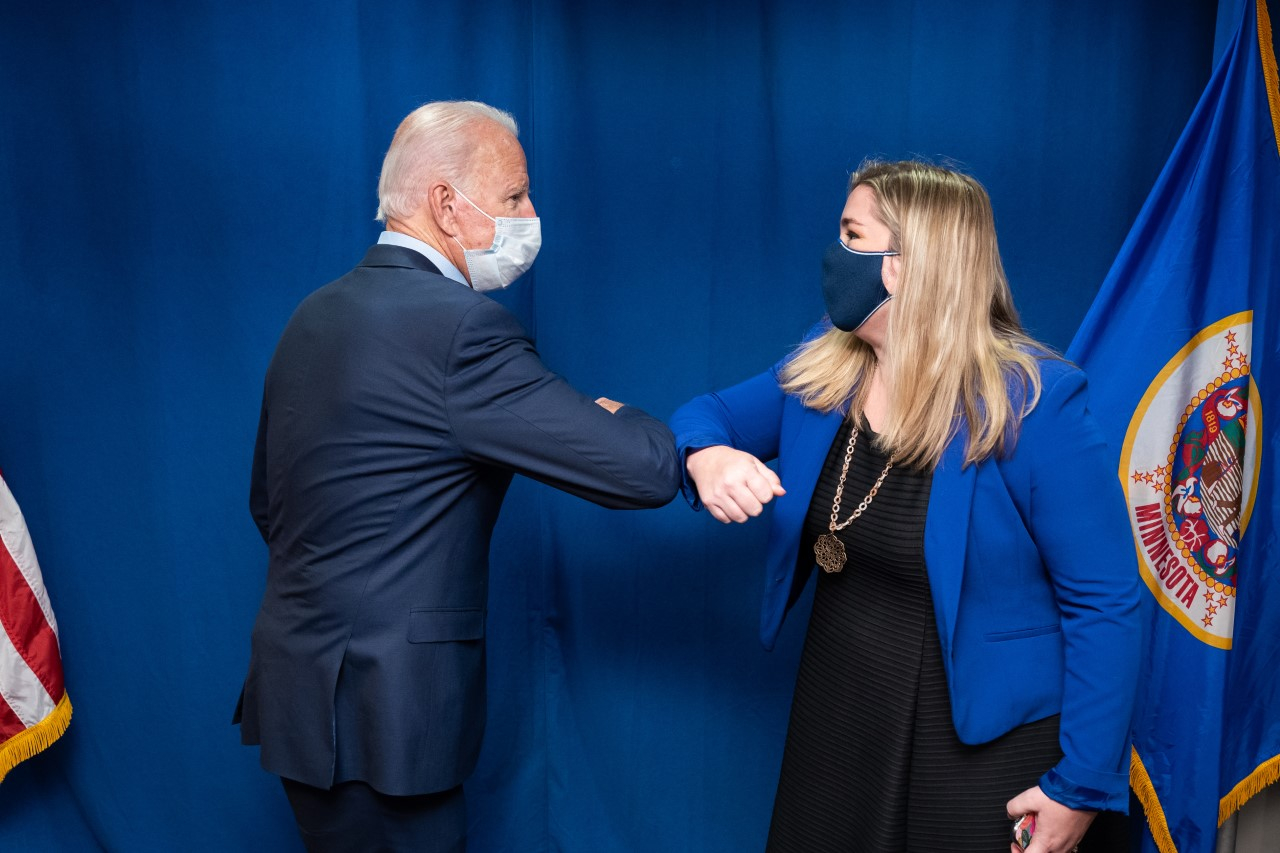 Biden Endorses Nystrom In Mn 8Th Congressional District Race With Regard To Grand Rapids Mn School Calendar 2021 20