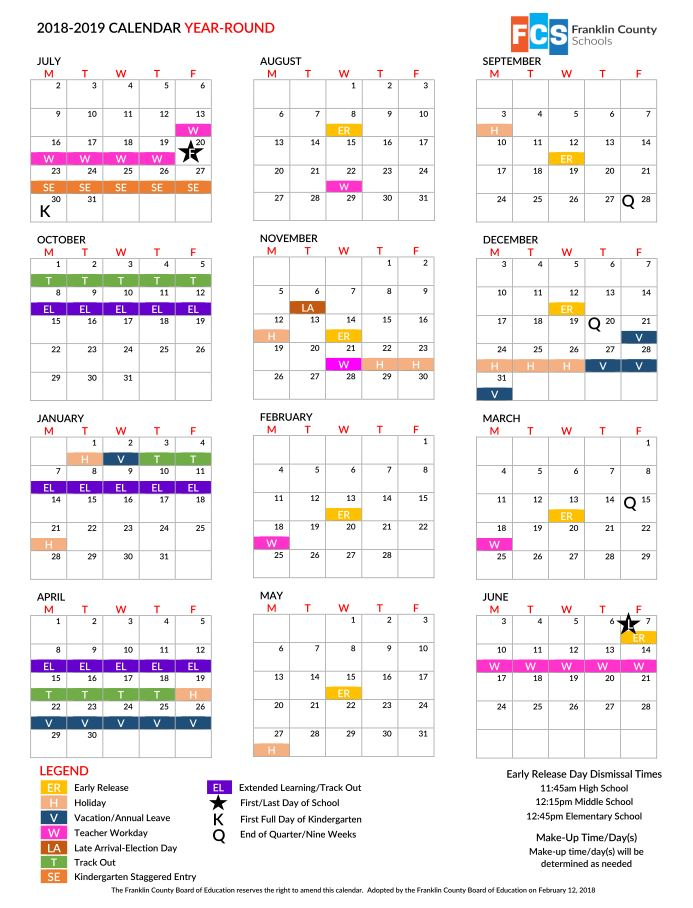 Board Of Education / Board Approved Calendars With Regard To Queensborough Community College Printable Calendar 2020