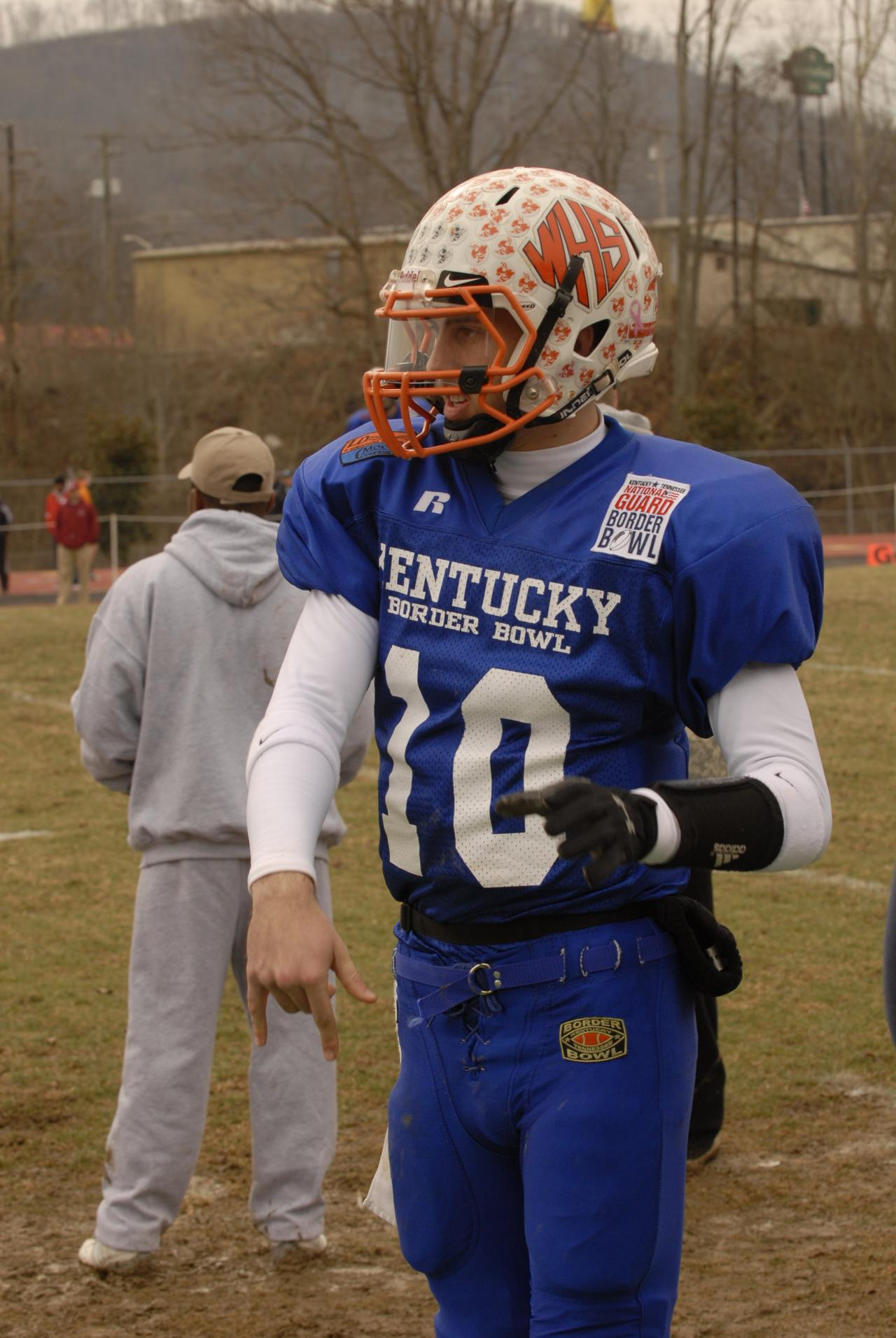 Border Bowl – 2010 Photos, Rosters, & Stats Intended For Warren Co. Tn.west Scool Year