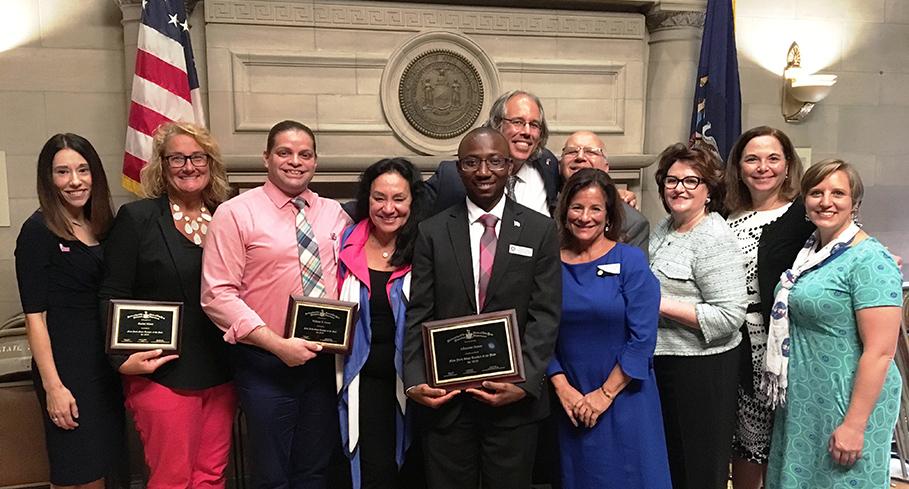 Bronx Educator Named 2019 New York State Teacher Of The For Nyc School Calendar 2015 16