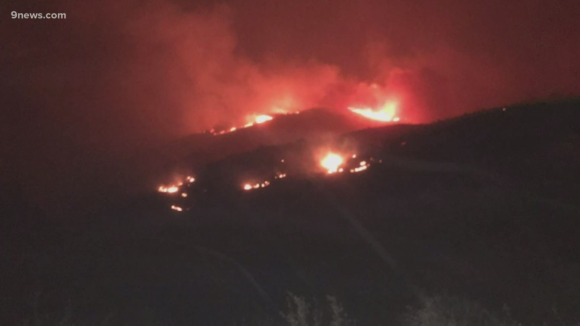 Cameron Peak Fire Has Burned 208,663 Acres | Kens5 Within Houston Fire Department Shift Calendar 2020