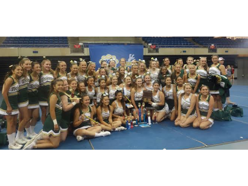 Castro Valley High School Cheer Squads Earn Awards At Inside San Leandro High School Event Calendar